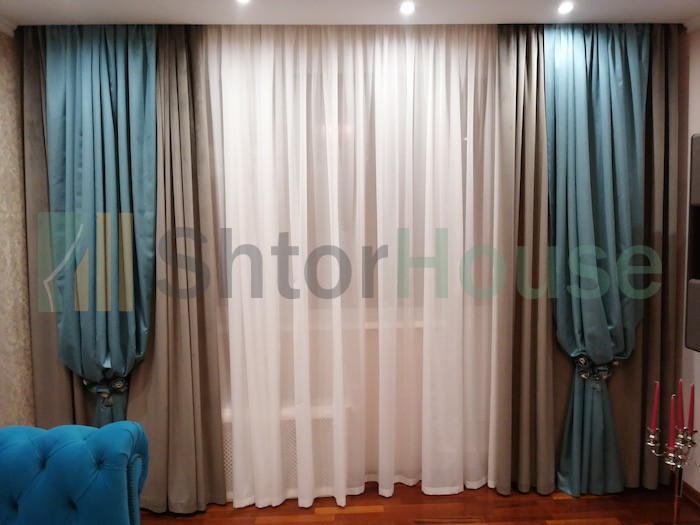 Купить шторы на заказ