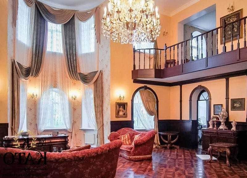 шторы для Рублевки
