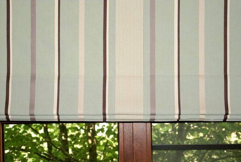 заказ римской шторы для квартиры в москве