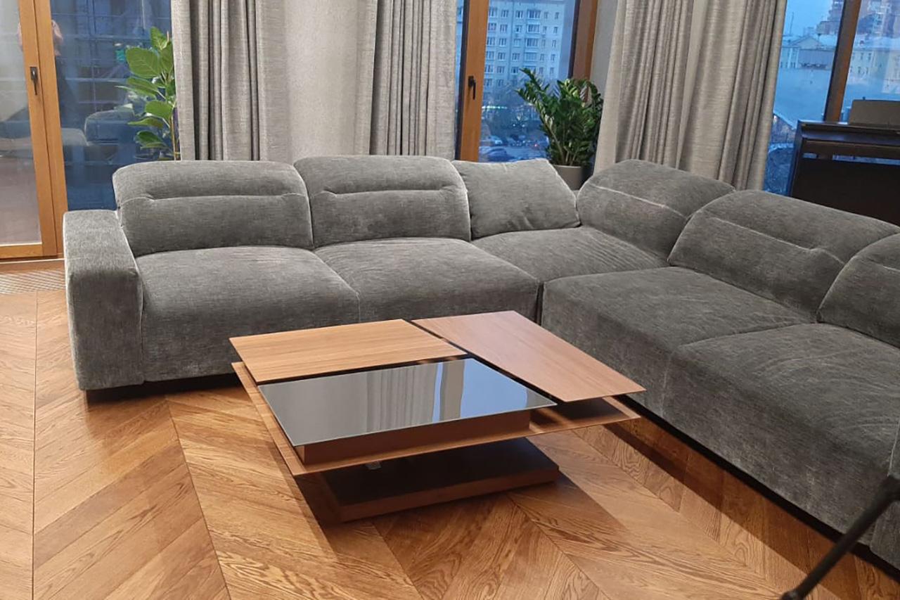 Перетяжка мебели в GarciaDesign