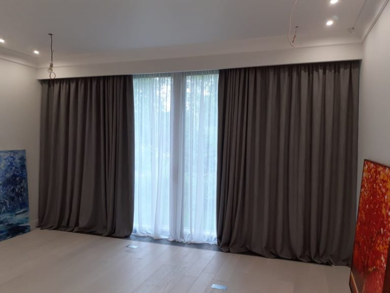индивидуальный пошив штор в Москве и МО - 04-10