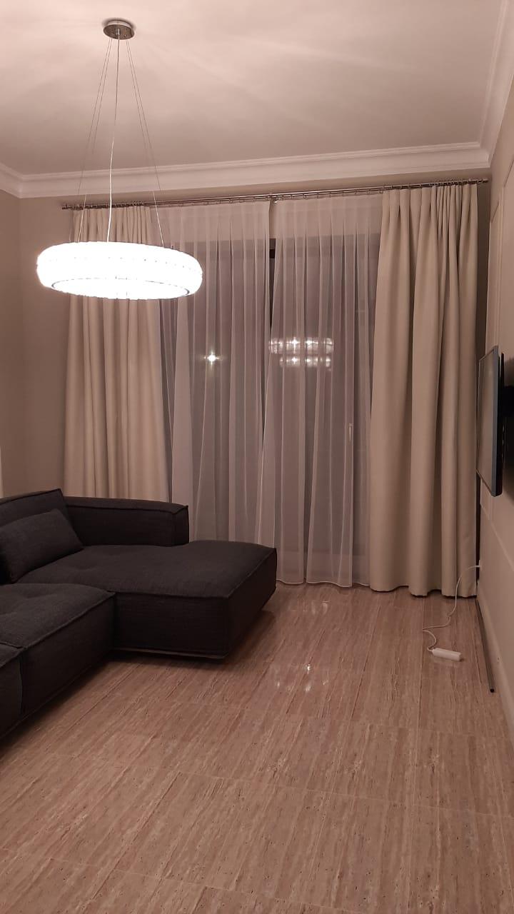 индивидуальный пошив штор в Москве и МО - 04-2
