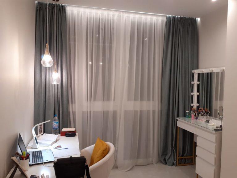 индивидуальный пошив штор в Москве и МО - 11