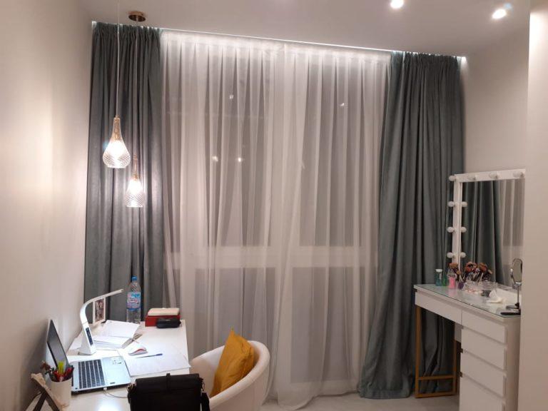 индивидуальный пошив штор в Москве и МО - 12