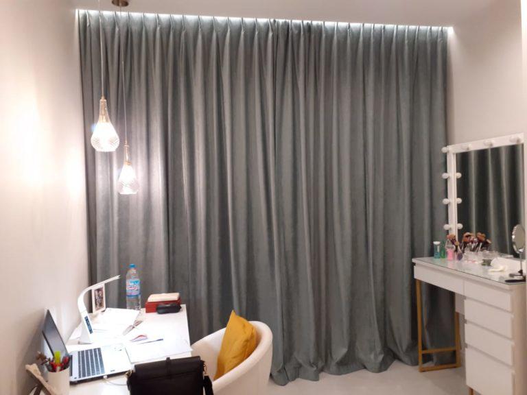 индивидуальный пошив штор в Москве и МО - 13