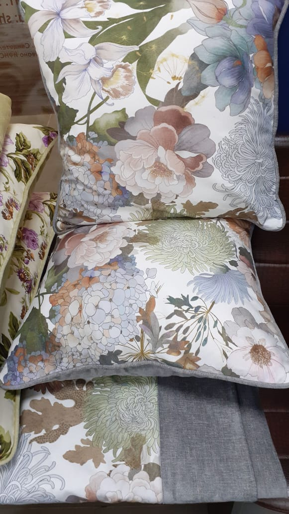 Пошив подушек и покрывал на заказ в Москве - 16